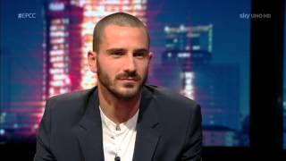 E POI C'È CATTELAN #EPCC –Intervista a Leonardo Bonucci