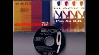 Black 9 - I'm An O.G. 1995 L.A, CA G-Funk Rap DOPE