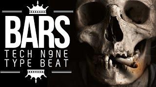Tech N9ne x Eminem - Bars Only [Type Beat Free] SOLD