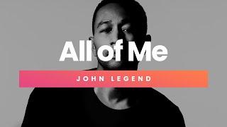Como Tocar All of Me do John Legend no Piano | Toque suas Músicas Preferidas
