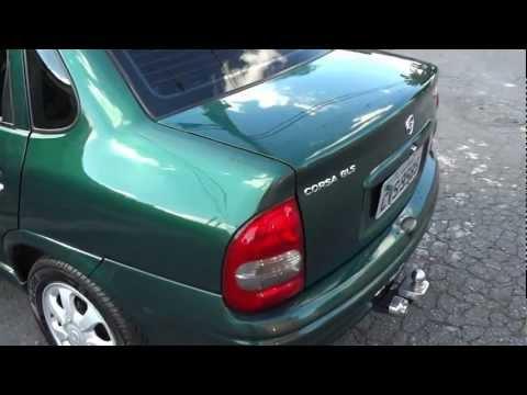 GM Chevrolet Corsa Sedan GLS 1.6 M.P.F.I 2001 Completo