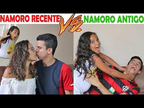 INÍCIO DE NAMORO VS NAMORO ANTIGO KIDS FUN