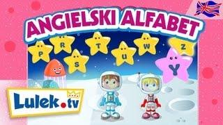 Alfabet po angielsku 🇬🇧 Piosenka dla dzieci I Lulek.tv
