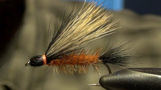Henry's Fork Salmon Fly Tying Directions