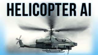 MW3 In Depth - Helicopter AI