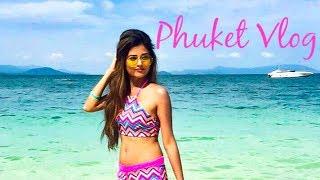 Phuket Vlog |Thailand Travel Vlog| Khai Island, Phi Phi Island