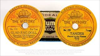 Glad Rag Doll + Tangier (1929) Jim Kelleher with Harry Fay + George Cathie's Band