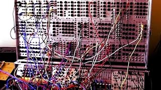 Modular Synth - Patch in Progress 1