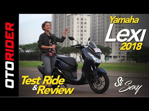 Xxx Mp4 Yamaha Lexi 2018 Test Ride Review Indonesia OtoRider Supported By MBTech 3gp Sex