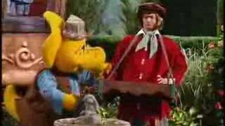 "Bo Barron on ""Barney"" as The Pie Man"