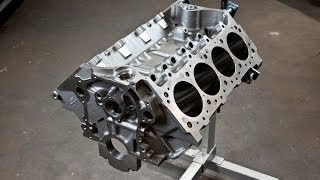 Inside Ford Racing's A460 Block