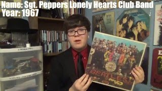 Record Reviews - Sgt. Pepper's Lonely Hearts Club Band (The Beatles)