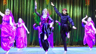 The best bhangra from Mayuri, Indian Dance Group Mayuri, Petrozavodsk