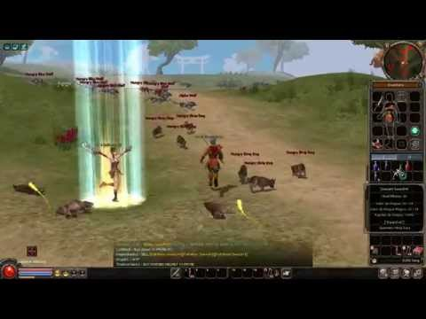 World Of Metin2 [PT] | Guerreiro Corpo | #1