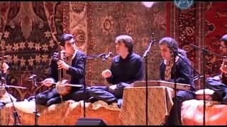 """Tasnif """"Hanuz"""". Hosein Nourshargh & Group """"Ghamar"""", Moscow 2012"""