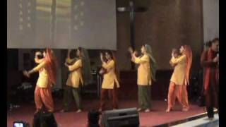 Hindi Christian Worship Song/Dance