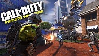 COD Infinite Warfare Beta - Multiplayer Thoughts