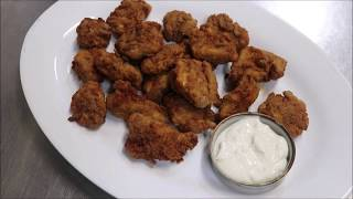 How To Make Buffalo Chicken Bites