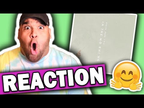 Shawn Mendes - Where Were You In The Morning [REACTION]