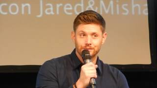 JIB Con 7 - Jensen Panel - Part 1 - Jensen thinking he's Dean