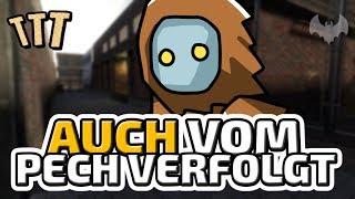 AUCH VOM PECH VERFOLGT - ♠ TROUBLE IN TERRORIST TOWN ♠ - Let's Play TTT - Dhalucard