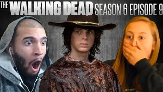 "The Walking Dead: Carl ""No Way Out"" Fan Reaction Compilation"