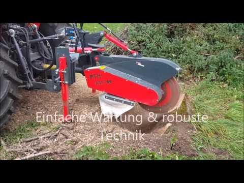 Xxx Mp4 PTH WSF 700 Wurzelstock Fräse Im Einsatz Tree Stump Grinder In Action 3gp Sex