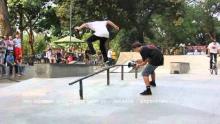 THE DC TOUR 2012 - RIDE WITH US - JAKARTA - GREENPARK