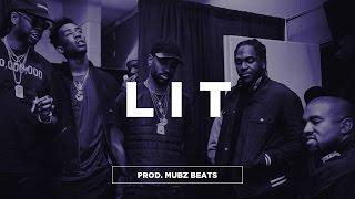 "(Free) Desiigner Feat. Tory Lanez Type Beat - ""Lit"" | Trap Type Beat 2017 | Mubz Beats"
