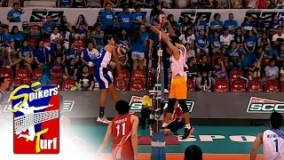 Team Hataw vs Team Galaw | Game Highlights | Spiker's Turf All-Star | November 20,2016