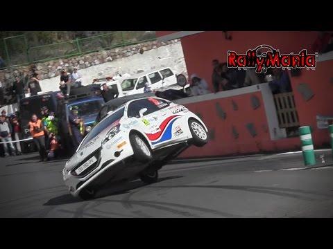 ERC Rally Islas Canarias 2016 SHOW & ACTION HD