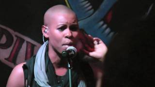 Live: Skunk Anansie perform Over the Love - Rock Radio