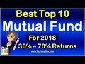 Download Video Download Best Mutual fund for 2018 can give 70% returns| Equity Mutual Fund| Top Ten Mutual Fund | QuriousBox 3GP MP4 FLV