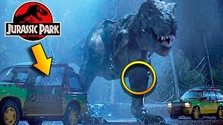 Curiosidades de Jurassic Park 1993 / Jurassic World 2015 (Movie) English subtitles