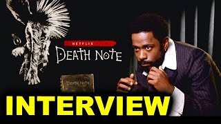 Lakeith Stanfield Interview - Death Note