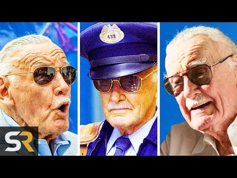 Amazing Facts You Didn't Know About Stan Lee's Marvel Cameos