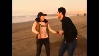 Omar et rajaee belmir sur intagram entrain de danser #3