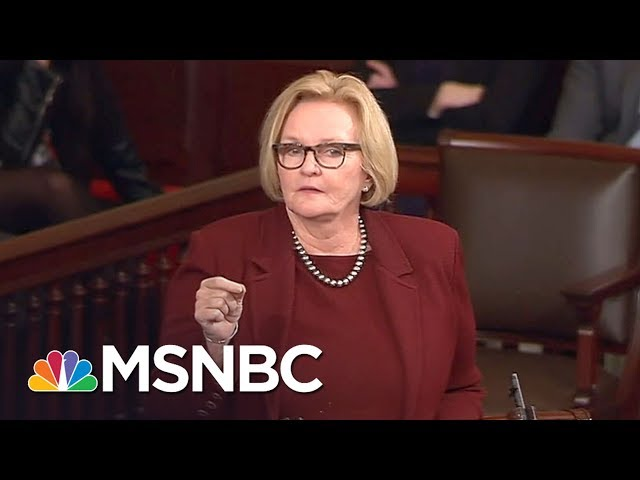 Senator Claire McCaskill: Shutdown Moved Us Closer To DACA Deal | Morning Joe | MSNBC