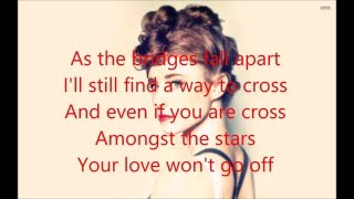 Kiesza-Cannonball [Lyrics]