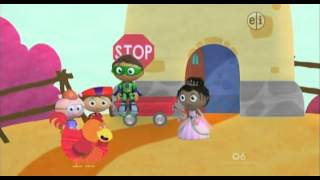 014 Super Why    The Little Red Hen