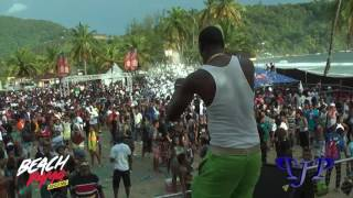 S CARTER & BUBBLES Live Performance 2016 (Beach O Rama)