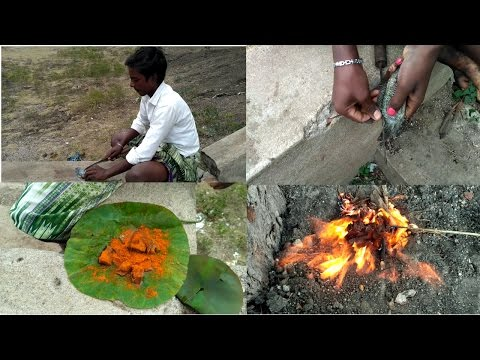 Fish fry in village style | Fish Fry Recipe | Fish Fry Indian Style | Fish Fry In Wild |