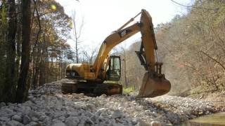 Turkey Creek restoration project continues after dam is removed