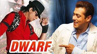 Salman Plays JUDGE & Shahrukh DANCES In Dwarf Special Song - Exclusive News