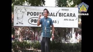 PB3AS 3 April 2016 - Wayan Ranten (Masyarakat Tanjung Benoa)