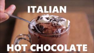 The Real Italian Hot Chocolate