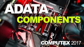 ADATA – More Than RAM and SSDs