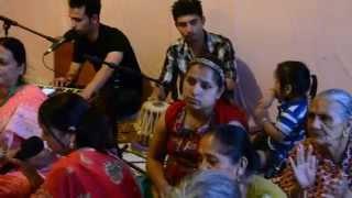 Hey Krishna Aaideu na - Nepali Bhajan _ Tek Dhakal ►SRD BHAKTi 2K15