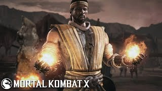 Mortal Kombat X - Scorpion (Hellfire) - Klassic Tower On Very Hard (No Matches/Rounds Lost)