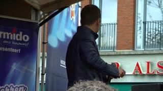 Wesley Klein - Omdat Ik Zoveel Van Je Hou (Live @ Winkelcentrum Ypenburg, Ypenburg)